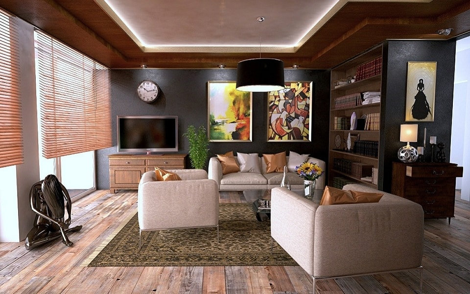 5 Ways To Decorate Your Living Room