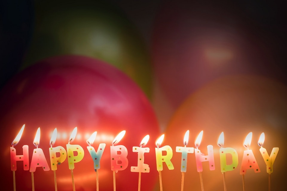 6 Fun Ways To Celebrating A Fabulous Birthday