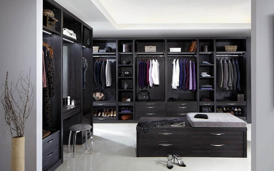 A 2019 Guide For Modern Fitted Wardrobes