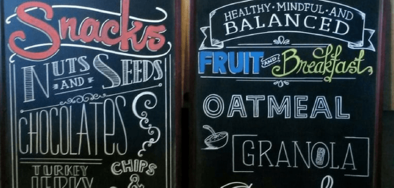 Best Chalkboard Ideas That Will Beautify And Unify Your Kitchen