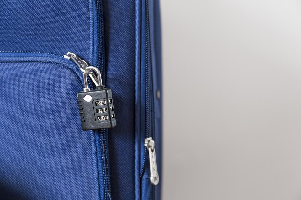 Luggage Locks And Travel Stress: Helpful Hints To Keep In Mind When Traveling