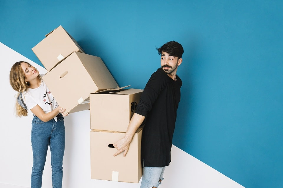Moving Tips: Making The Most Out Of Your First Move